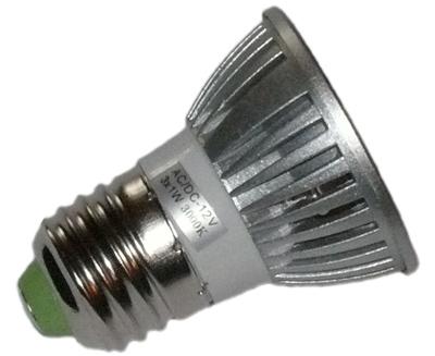 led spotlight 12 volt dc 3x1 watt e27. Black Bedroom Furniture Sets. Home Design Ideas