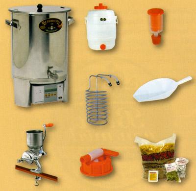 speidel braumeister starter set 20 liter und 50 liter. Black Bedroom Furniture Sets. Home Design Ideas