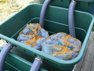 Gut gemocht Teichfilter,reinigen - www.garten-anlegen.eu OD04